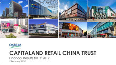 Financial Results for FY 2019