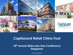 10th Annual dbAccess Asia Conference Singapore 2019
