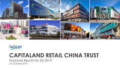 Financial Results for 3Q 2019