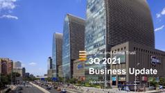 3Q 2021 Business Update